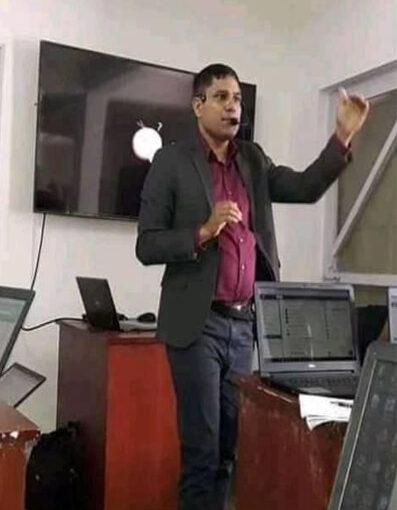 Dr. Bed Prasad Dhakal